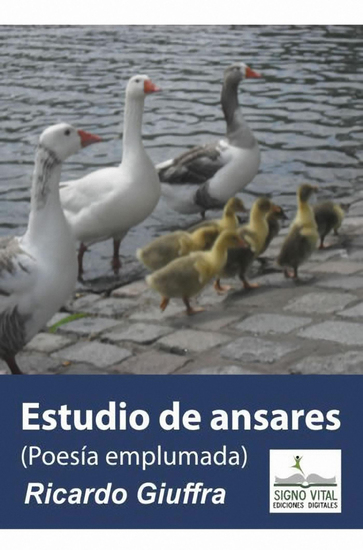 Estudio de Ansares - Poesía emplumada - cover