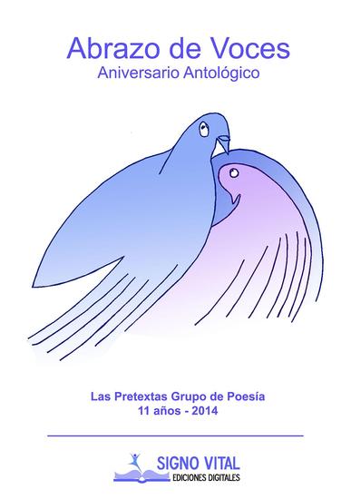 Abrazo de Voces - Aniversario Antológico - cover