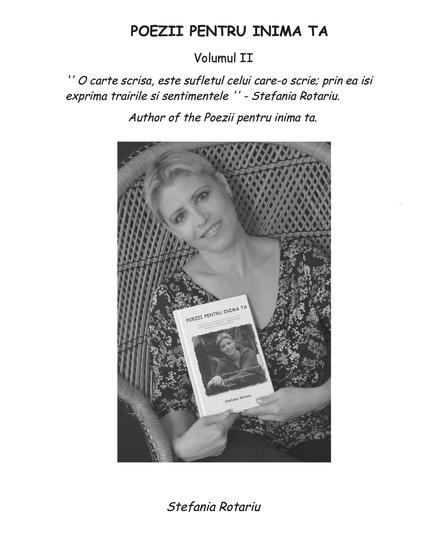 POEZII PENTRU INIMA TA Vol 2 - cover