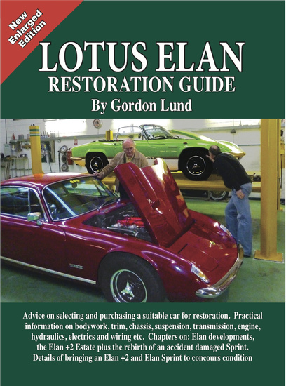 Lotus Elan - A Restoration Guide - cover