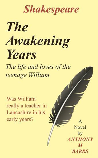 Shakespeare - The Awakening Years - cover