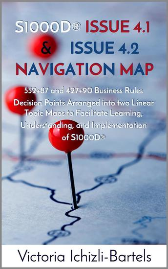 S1000D® Issue 41 and Issue 42 Navigation Map - cover