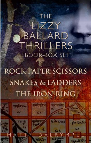 The Lizzy Ballard Thrillers Ebook Box Set - The Lizzy Ballard Thrillers - cover