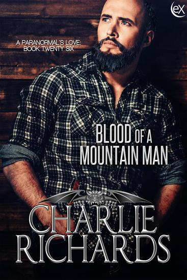 Blood of a Mountain Man - A Paranormal's Love #26 - cover