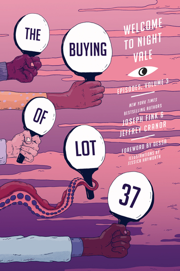 The Buying of Lot 37 - cover