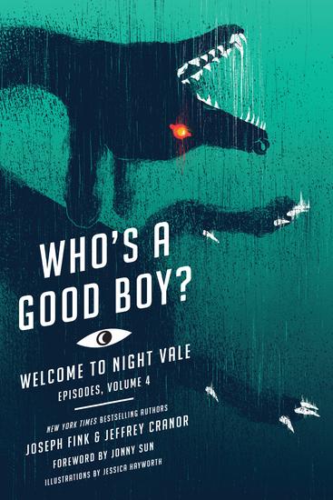 Who's a Good Boy? - cover