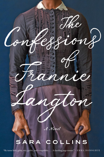 The Confessions of Frannie Langton - A Novel - cover
