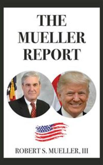 The Mueller Report - cover