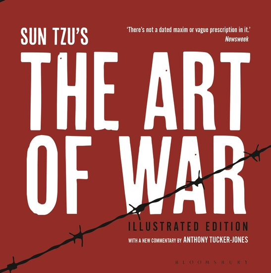 The Art of War - Illustrated Edition - cover