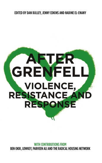 After Grenfell - Violence Resistance and Response - cover
