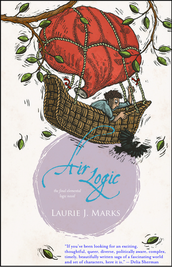 Air Logic - a novel - cover