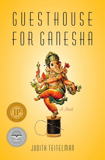 Guesthouse for Ganesha - A Novel - cover