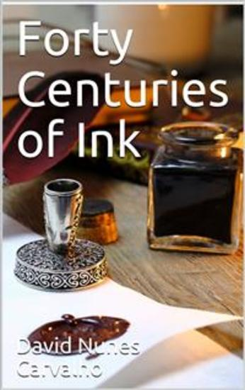 Forty Centuries of Ink - cover