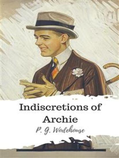Indiscretions of Archie - cover