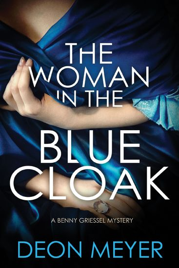 The Woman in the Blue Cloak - cover
