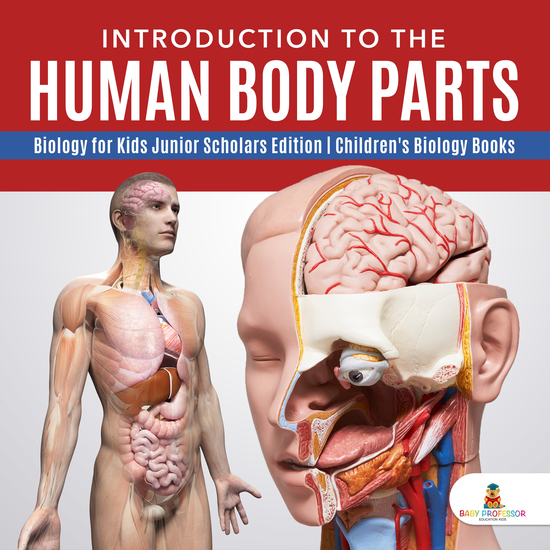 Introduction to the Human Body Parts | Biology for Kids Junior Scholars Edition | Children's Biology Books - cover