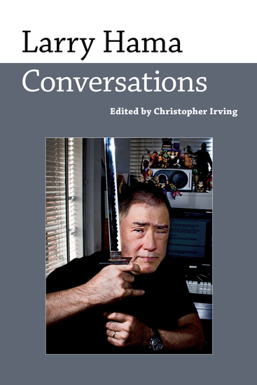 Larry Hama - Conversations - cover