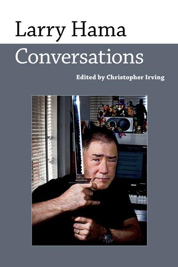 Larry Hama - Conversations - cover