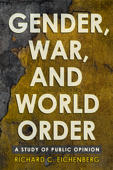 Gender War and World Order - A Study of Public Opinion - cover