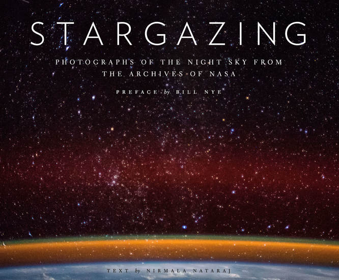 Stargazing - Photographs of the Night Sky from the Archives of NASA - cover