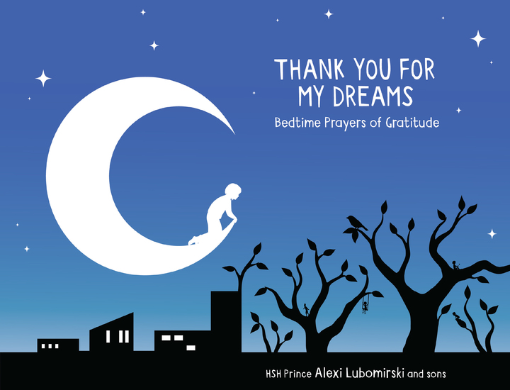 Thank You for My Dreams - Bedtime Prayers of Gratitude - cover