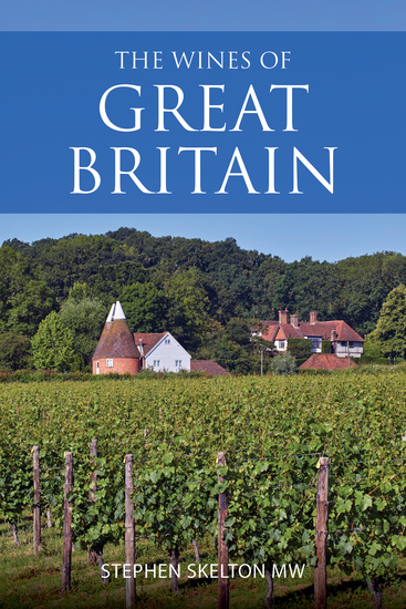 The wines of Great Britain - cover