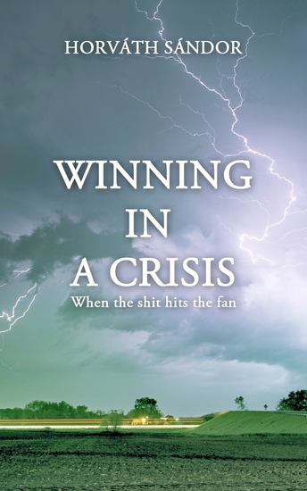 Winning in a Crisis - When the Shit Hits the Fan - cover