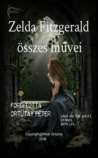 Zelda Fitzgerald összes művei - cover