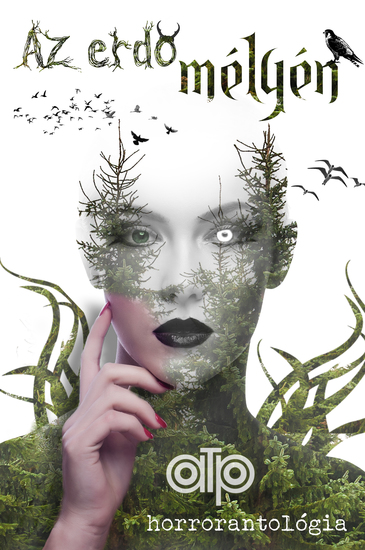 Az erdő mélyén - horrorantológia - cover