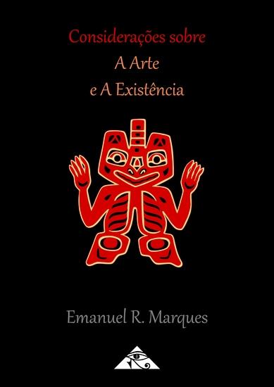 Considerações Sobre a Arte e a Existência - cover
