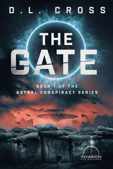 The Gate - Astral Conspiracy Book One - cover