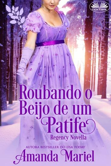 Roubando O Beijo De Um Patife - cover