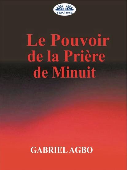 Le Pouvoir De La Priere De Minuit - cover