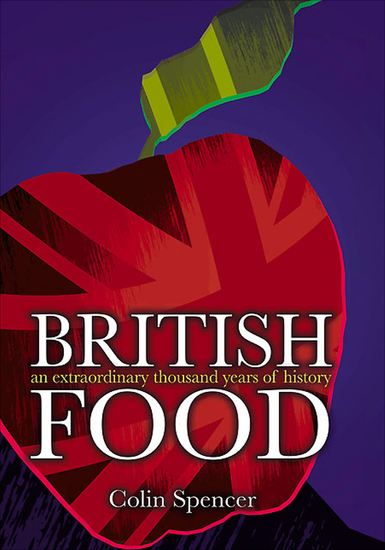 British Food - An Extraordinary Thousand Years of History - cover