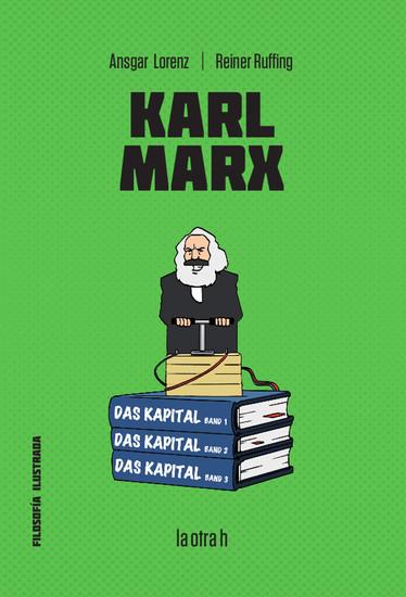 Karl Marx - Filosofía para jóvenes - cover