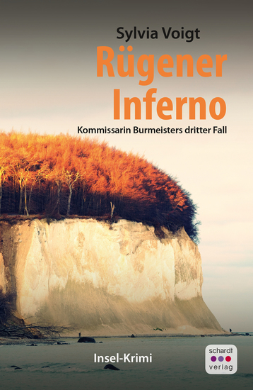 Rügener Inferno: Kommissarin Burmeisters dritter Fall Inselkrimi - cover