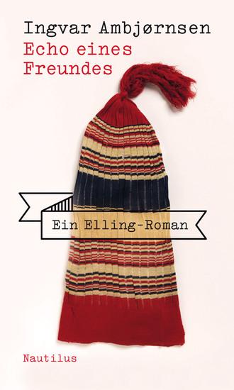 Echo eines Freundes - Ein Elling-Roman - cover