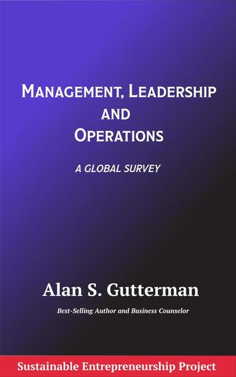 Management Leadership and Operations - cover