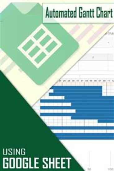 How to create Automated Gantt Chart using Google Sheet - cover