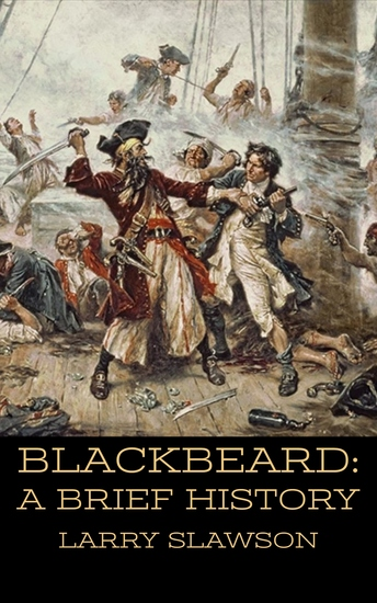 Blackbeard - A Brief History - cover