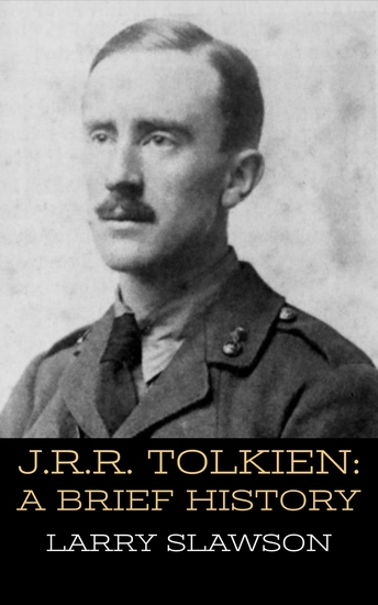 JRR Tolkien - A Brief History - cover