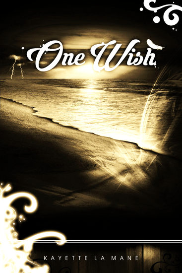 One Wish - Rising Sun Saga book 1 - cover