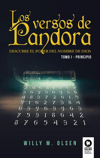 Los versos de Pandora Tomo I - Principio - Descubre el poder del nombre de Dios - cover