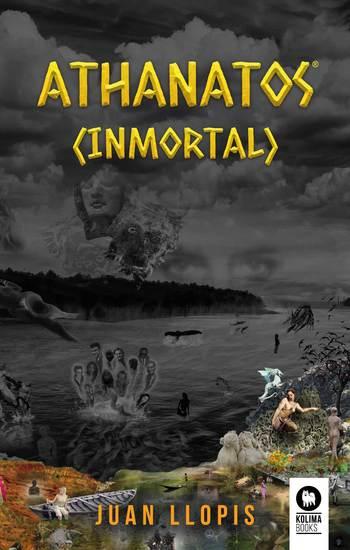 Athanatos - Inmortal - cover