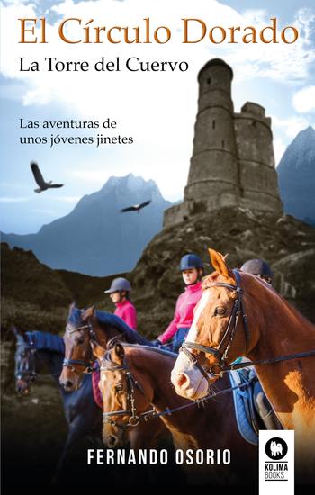 El Círculo Dorado - La Torre del Cuervo - cover