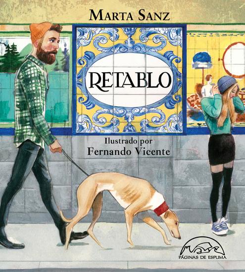 Retablo - cover