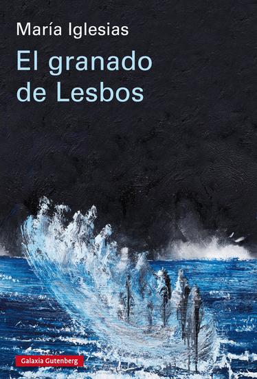 El granado de Lesbos - cover