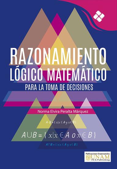 Razonamiento Lógico Matemático para la toma de decisiones - cover