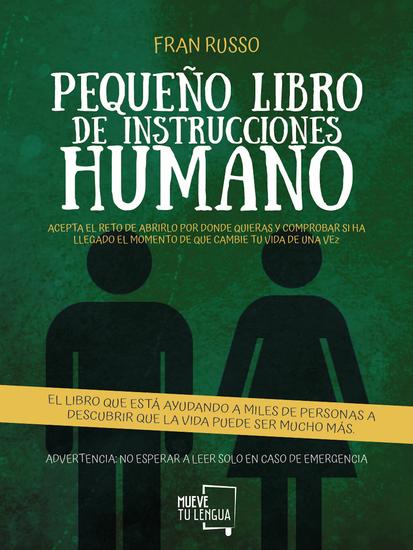 Pequeño libro de instrucciones humano - cover