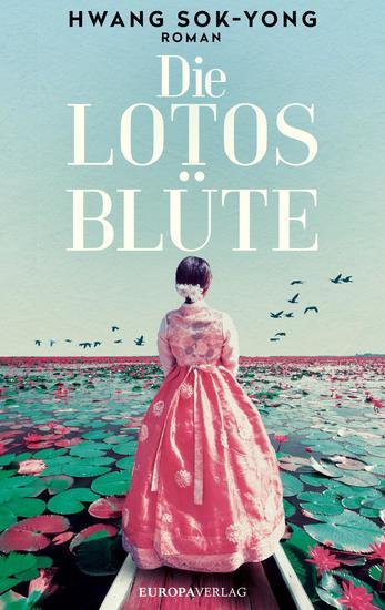 Die Lotosblüte - Roman - cover